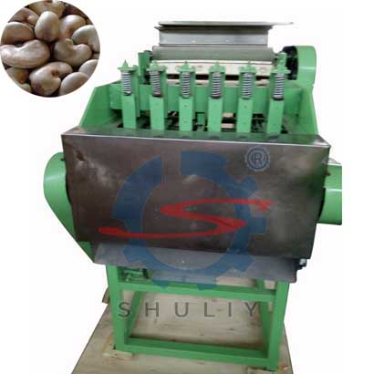 Hot-selling cashew nut shelling machine