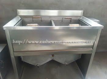 cashew fryer
